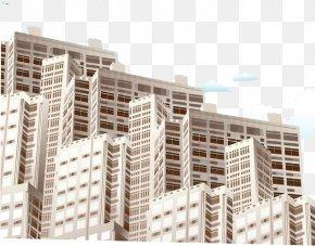 Building - Building Euclidean Vector Skyscraper Architecture PNG