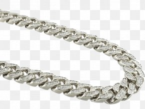 Metal Chain - Metal Chain Silver PNG