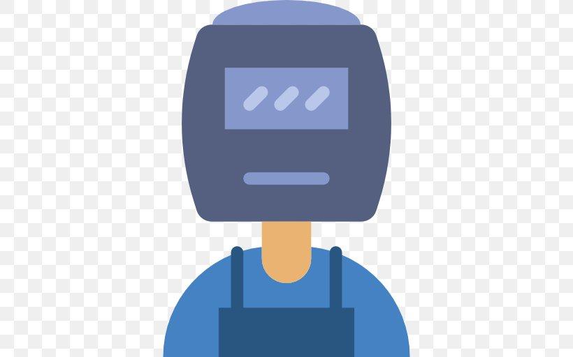 Welder Png 512x512px Logo Blue Brand Communication Electric Blue Download Free