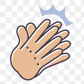 Applause - Clapping Thumb Applause Drawing Clip Art PNG