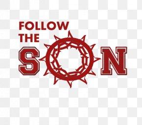 Follow Logo - Logo Brand Trademark Crown Of Thorns Font PNG