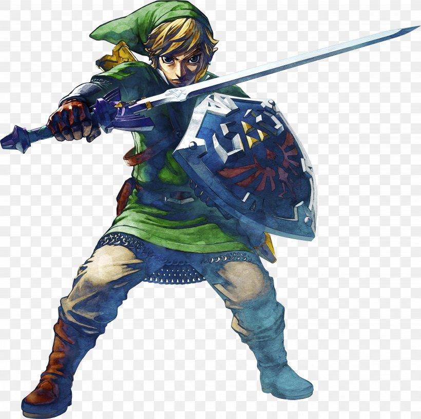 The Legend Of Zelda: Skyward Sword Zelda II: The Adventure Of Link Princess Zelda, PNG, 5298x5271px, Legend Of Zelda Skyward Sword, Action Figure, Costume, Fictional Character, Figurine Download Free