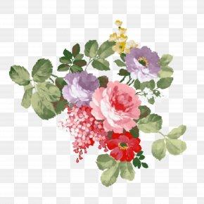 Flower - Flower Vintage Clothing Antique PNG