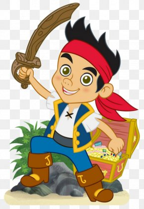 Pirates Of The Caribbean - Piracy Tick-Tock The Crocodile Neverland Disney Junior Pirates Of The Caribbean PNG