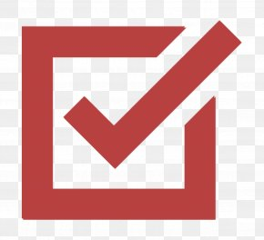Material Property Text - Check Icon POI Signals Icon Check Box Icon PNG