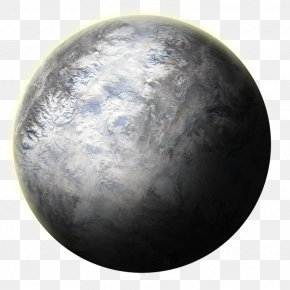 Space Planet Transparent Image - Planet Pluto Solar System PNG