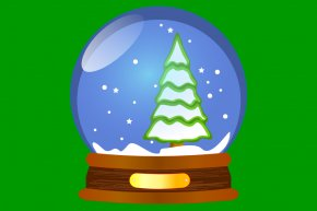Snow Globe Clipart - Snow Globes Christmas Clip Art PNG