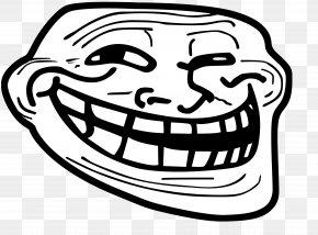 Face - Rage Comic Internet Troll Clip Art PNG