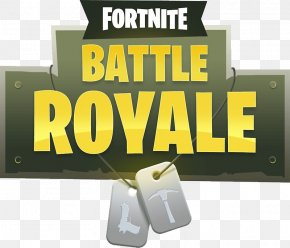 Battle Royale - Fortnite Victory Royale Logo PNG