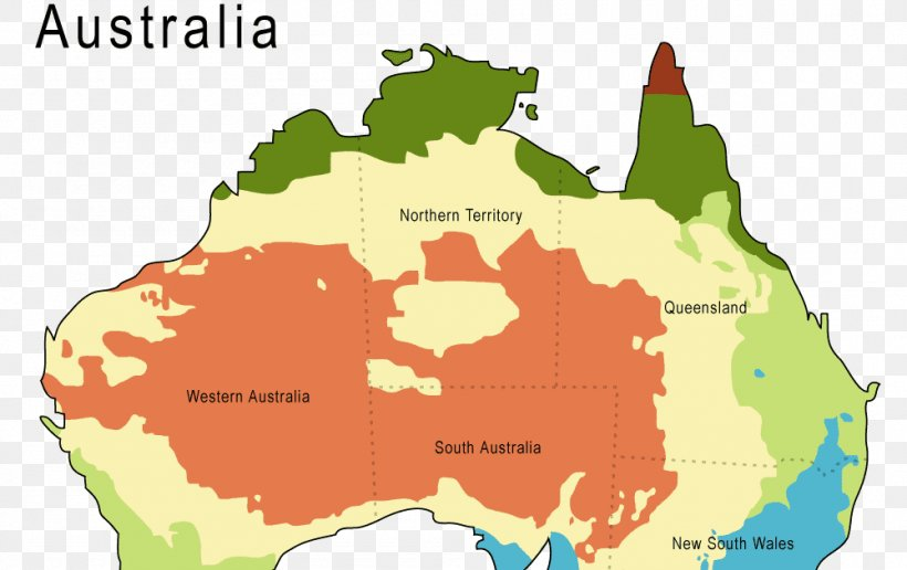 Outback Road Map Deserts Of Australia Geography, PNG ...