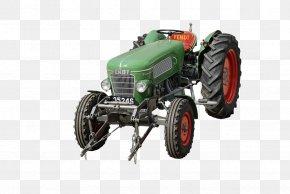 Tractor - Tractor Fendt Motor Vehicle Machine Antique Car PNG