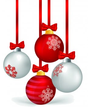 Boule - Christmas Ornament Rudolph Christmas Decoration Clip Art PNG