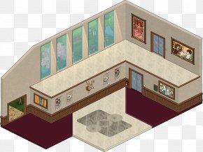 Arquiteto - Habbo Hotel Desktop Wallpaper YouTube Room PNG