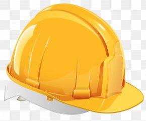 Hard Hat Vector Clipart - Hard Hat Cap Clip Art PNG
