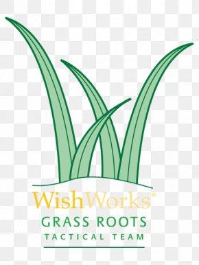 Grass Roots - Leaf Logo Grasses Plant Stem Font PNG