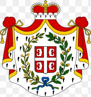 Ottoman Coat Of Arms - Principality Of Serbia Kingdom Of Serbia Coat Of Arms Of Serbia PNG