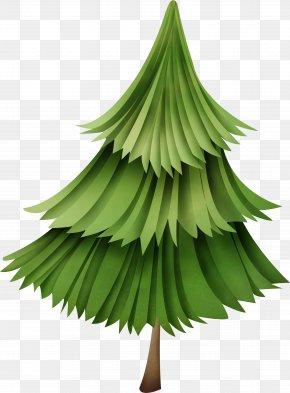 Christmas Tree - Christmas Tree New Year Christmas Decoration Clip Art PNG