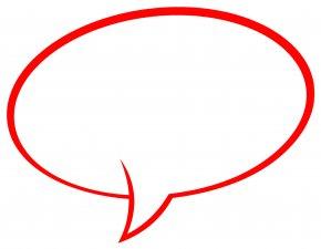 Thinking Bubbles Template - Speech Balloon Clip Art PNG