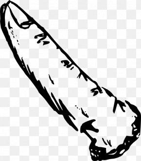 Nail - Index Finger Clip Art PNG