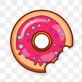 Doughnut - Donuts Frosting & Icing Clip Art Baking National Doughnut Day PNG