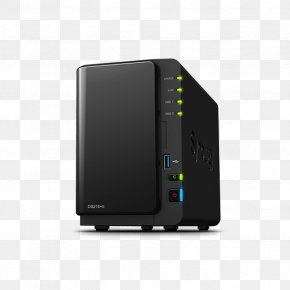 Server - Network Storage Systems Synology Inc. Data Storage Hard Drives Computer PNG