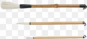 Brush Image - Pen Wood Design Brush PNG