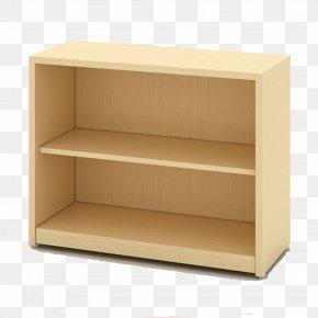 Store Shelf - Table Bookcase Shelf Furniture PNG
