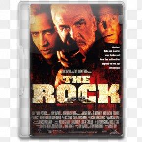 The Rock - Michael Bay The Rock Alcatraz Island Film Director PNG