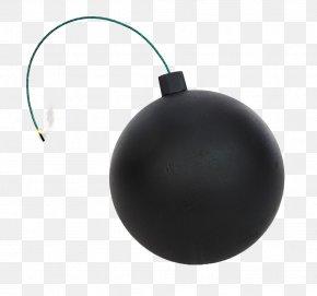 Black Mine Explosives - Sphere PNG