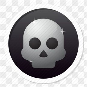 Metal Skull - App Quiz Iconfinder PNG