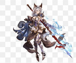 Granblue Fantasy Character Video Game Wikia Fandom PNG