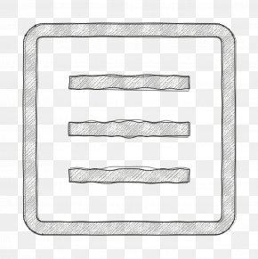 Rectangle Ui Icon - App Icon Essential Icon Option Icon PNG