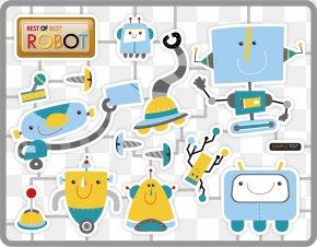 Cartoon Robot - Cartoon Robot Download Illustration PNG