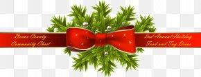 Ribbon Christmas Gift - Christmas Day Image Clip Art Christmas PNG