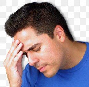 Pain - Neck Pain Tension Headache Migraine Temple PNG