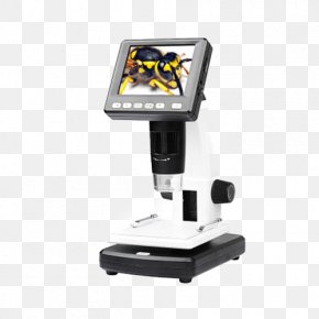 Digital Microscope - Digital Microscope Taobao Scientific Instrument Alibaba Group PNG