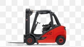 Flt - Forklift The Linde Group Linde Material Handling Electric Motor PNG