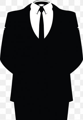 Anonymous - Anonymous Silhouette Information PNG