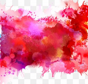 Vector Watercolor - Watercolor Painting Illustration PNG