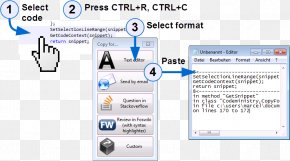 Master Copy - Web Page Source Code Computer File Information Microsoft Visual Studio PNG