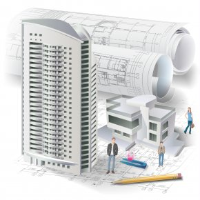 Architecture - Architecture Architectural Plan Drawing PNG