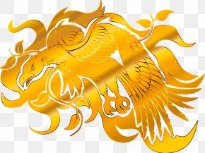 Golden Eagle Wings Fly - Flight Hawk PNG