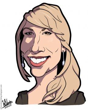 Cartoon Shark Pics - Lori Greiner Shark Tank Clip Art PNG