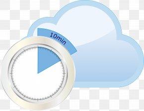 Vector Cloud Service Icon - Cloud Computing Icon PNG
