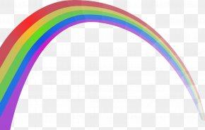 Rainbow File - Rainbow Euclidean Vector Sky PNG