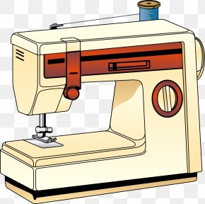 Free Sewing Clipart - Sewing Machine Clip Art PNG