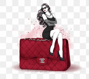 Fashion Bags - Illustrator Fashion Illustration Drawing Illustration PNG
