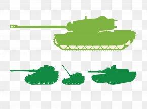 Tanks Of Various Shapes - Euclidean Vector PNG