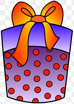 BIRTHDAY PRESENT - Gift Birthday Christmas Free Content Clip Art PNG