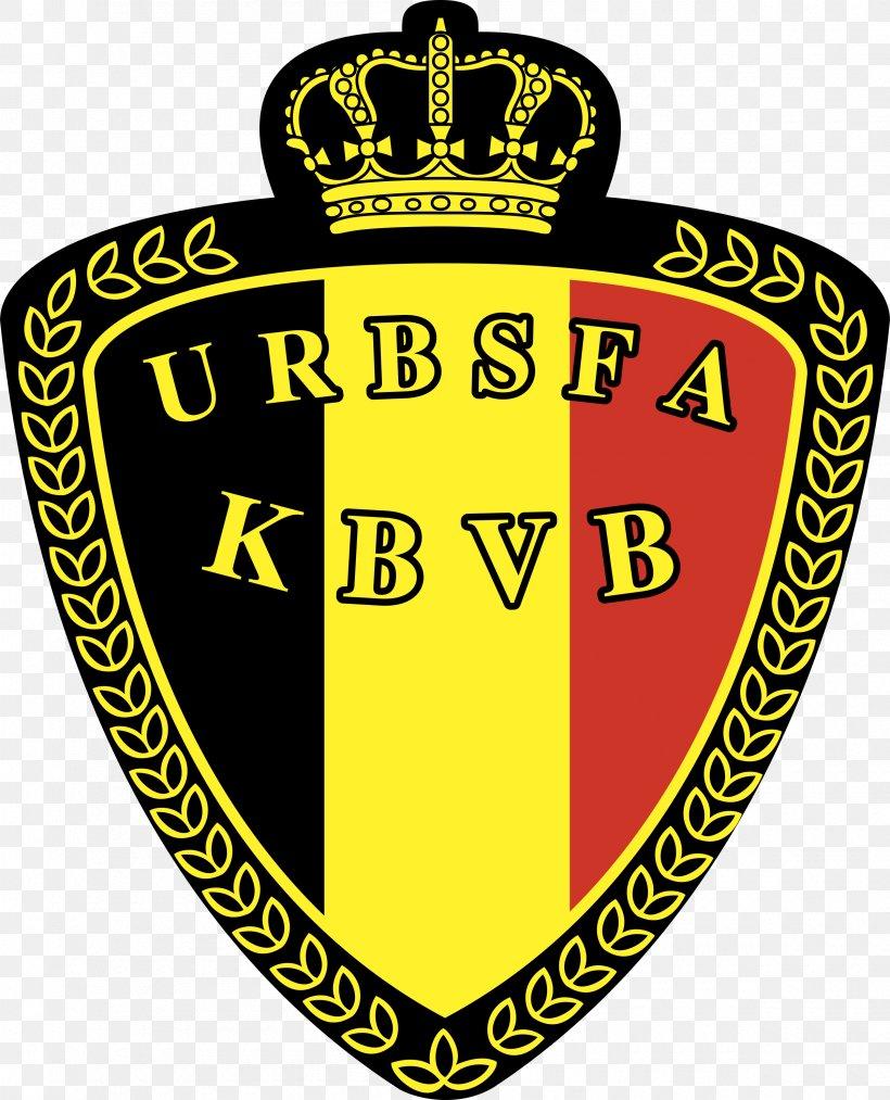 Belgium National Football Team Logo Clip Art Royal Belgian Football  Association, PNG, 2400x2966px, Belgium, Area, Badge,